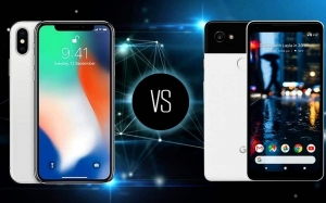 Apple iPhone X vs Google Pixel 2 XL: Mana Lagi Berbaloi?