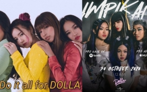 Biodata Dolla, Kumpulan Ala Blackpink, Penyanyi Dolla Make You Wanna