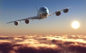 Boleh tak kapal terbang naik sampai angkasa lepas?