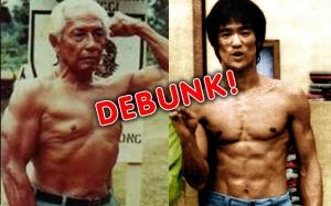 Kisah Bruce Lee dikalahkan Allahyarham Dato Meor adalah tidak ben...