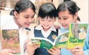 Budaya Membaca Sebagai Alat Penyatu Paduan Orang Malaysia