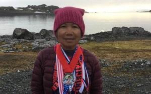 Nenek Berumur 70 Tahun Menghabiskan 7 Marathon di 7 Benua Dalam 7...