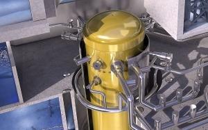 China bakal mengkomersialkan reaktor nuklear ke seluruh dunia