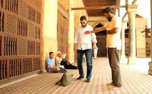 Dosa Dan Larangan Rasulullah S.A.W Mengenai Melintas Depan Orang Solat