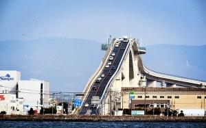 Eshima Ohashi : Jambatan Tercuram Di Jepun