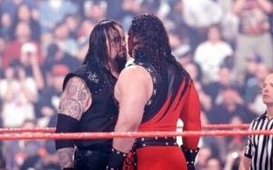 Rupanya Undertaker dan Kane bukan adik beradik kandung