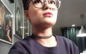 Foto-Foto Fesyen Rambut Berani Mati Zila Seeron Cetus Kemarahan Ramai