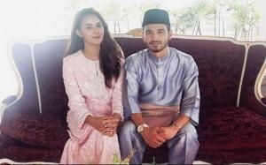 Foto Mesra Juliana Evans Dan Tengku Shariffuddin Iluminasi