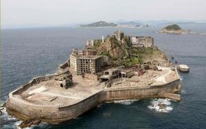 Hashima : Pulau Di Jepun Yang Dibiarkan Tak Berpenghuni