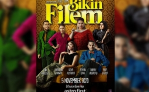 Info Dan Sinopsis Filem Bikin Filem (Astro First)