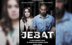Info Dan Sinopsis Filem Jebat (Jebat The Movie) Adaptasi Novel