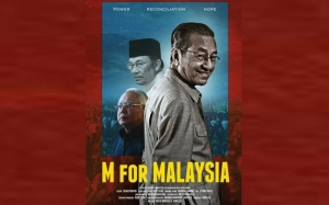 Info Filem 'M For Malaysia'