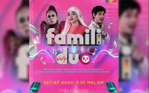 Info Penuh Program Famili Duo (TV3) 2021