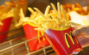 Inilah Cara Penghasilan Kentang Goreng Rangup McDonalds Yang Dige...