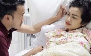 Julia Perez Nampak Toyol, Anak Kecil Di Hospital