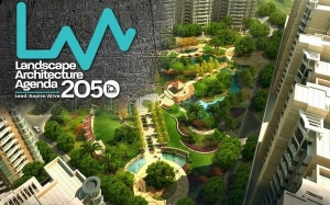 Landscape Architecture Agenda 2050(LAA2050) : Misi memperkasa profession senibina landskap di Malaysia