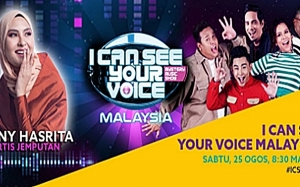 Live Streaming Dan Info Rancangan I Can See Your Voice Malaysia Minggu 4