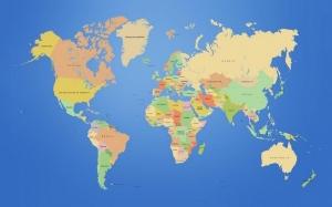 Lukisan Dalam Peta Sebenarnya Tidak Menunjukkan Keluasan Sebenar ...