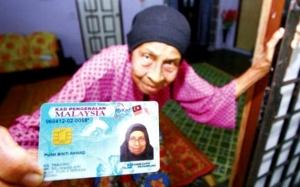 CNN salah lapor. Manusia tertua di dunia sebenarnya ada di Malays...