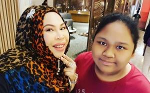 Muka Anak Tidak 'Putih', Netizen Mahu Dato' Vida Jadikannya Testimoni