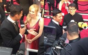 Nabil Hos Karpet Merah Anugerah Oscars ke-89!