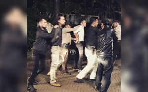 Pelakon Ashraf Sinclair Ditahan Polis Di Indonesia?