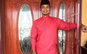 Pelakon Syed Ali Dedah Foto Dan Identiti Kekasih