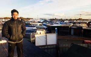 Pemuda Malaysia Ini Kongsi Pengalaman 4 Minggu Hidup Di Kem Pelarian Perancis