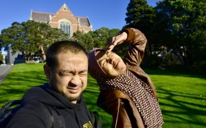 Masyarakat New Zealand hormati Muslim yang berpuasa