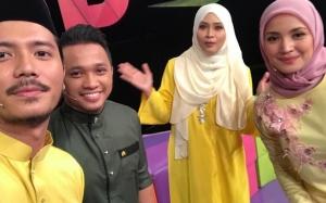 Permintaan Mengejutkan Peminat Selepas Siti Nordiana dan Imam Muda Asyraf Jadi Pengacara Meletop
