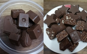 Resepi Coklat Homemade Paling Simple