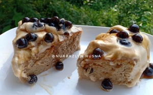 Resepi Kek Mentega (Butter Cake) Moist dan Harum | Iluminasi