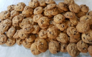 Resepi Pilihan: Ultimate Chocolate Chip Cookie (Biskut Cip Coklat) Paling Padu