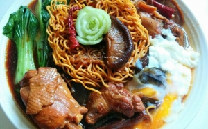 Resepi Sizzling Yee Mee Cantonesse Style