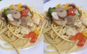 Resepi Spaghetti Carbonara Paling Simple