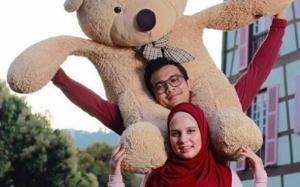 Saharul Ridzwan Bimbang Kesihatan Deena Emir