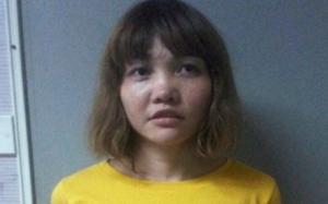 Wajah suspek terlibat kes pembunuhan Kim Jong Nam
