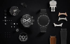 Tag Heur Mengeluarkan Jam Android Baru Untuk Peminat Jam Mewah