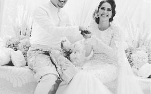 Teka-teki terjawab, Jep Sepahtu dan Sari Yanti selamat bernikah!