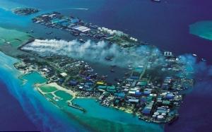 Thilafushi : Pulau Yang Dikhaskan Untuk Pelupusan Sampah Maldives
