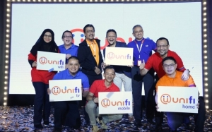 unifi TV Lancar