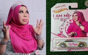 Wow! 'Special Edition Hot Wheels' I Am Me Dipasarkan?